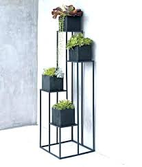 multi plant stand indoor multi plant stands garden planter stands quadrant plant stand with four planters in garden patio indoor multi plant stands multi