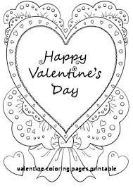 Free Printable Valentines Day Coloring Pages Best Of 29 Valentine