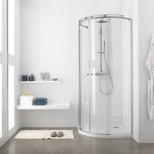 sliding shower screen corner vitra