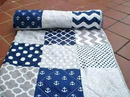 Nautical Themed Quilts – co-nnect.me & Nautical Themed Bedding Uk Nautical Themed Duvet Covers Uk Nautical Themed  Baby Quilt Patterns This Stunning ... Adamdwight.com