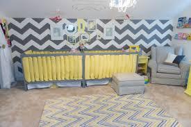 Attractive Chevron Themed Bedroom 9.