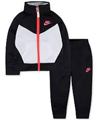 nike outfits for girls. nike 2-pc. jacket \u0026 leggings set, toddler girls (2t-5t outfits for g