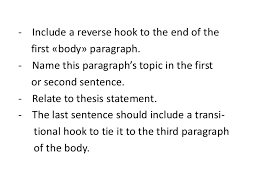 essay pp pres 7 include a reverse hook