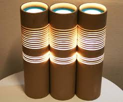 cardboard tube furniture. Paper Tube, Light, Cardboard, Cardboard Tube Furniture