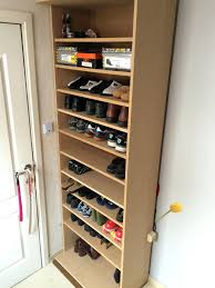 Shoe Shelves Diy Nike Box Storage Jordan. Closet Shoe Shelves Diy Box Desk  Organizer Cardboard Storage.