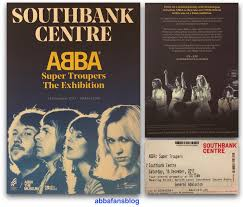 2017 In British Music Charts Southbank Centre Abba Fans Blog Centre Music Movie Posters