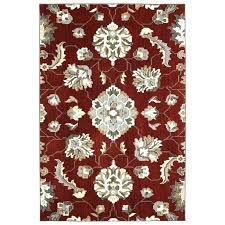photo 4 of garnet rectangular indoor area rug common 5 x 8 rugs and allen roth
