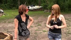 Tiffany Taser and her Vipertek 28 Million Volt Stun Gun YouTube