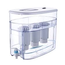 ph recharge countertop water filtration system