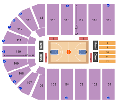 Orleans Arena At The Orleans Hotel Seating Chart Las Vegas