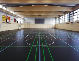 floor lighting hall. eight things to know before upgrading sports hall lighting floor