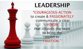 Define Team Leader What Characteristics Define A Courageous Creative Leader Jw