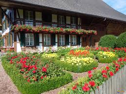 Photo Ferme Et Jardin Fleuris