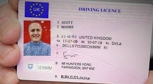 Imgur Driver - License Uk Fake