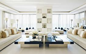 10 Beautiful Living Rooms By Interior Designers - kelly hoppen living room  ideas 10 Beautiful Living