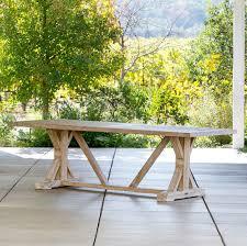 farmhous beam table teak outdoor furniture terra patio inside teak outdoor furniture