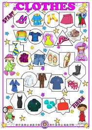 Fun Designing Clothes Games Clothes Board Game English Esl Worksheets