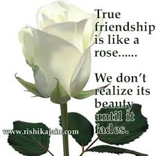 Beautiful Roses With Friendship Quotes Best of Friendship QuoteTrue Friendship Is Like A Rose Inspirational