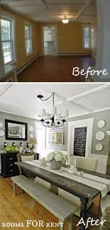 Dining Room Makeover Ideas Impressive Decorating