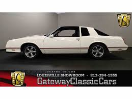1987 to 1989 Chevrolet Monte Carlo for Sale on ClassicCars.com ...