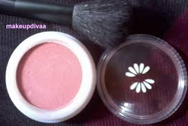 review natural collection blushed cheeks dusky pink