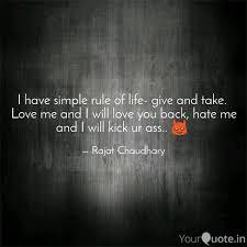 Badass Love Quotes Best Badass Quotes YourQuote