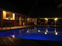 home swimming pools at night. Indian Ocean Lodge: Swimming Pool By Night Home Pools At