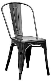 black metal dining chairs. More Views Black Metal Dining Chairs