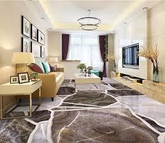 Living Room Marble Floor Painting