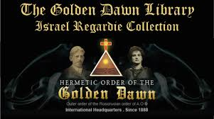 「1888 The Hermetic Order of the Golden Dawn」の画像検索結果