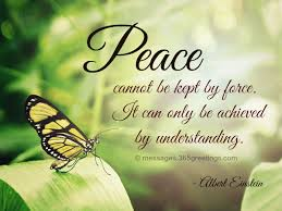 Peaceful Quotes Delectable 48 Peace Quotes And Sayings 48greetings