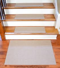 dean flooring company is the place for affordable attractive non slip carpet stair treads