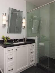 Amusing 10 Bathroom Vanity Next To Shower Inspiration 12 Best