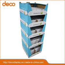Display Stand Hs Code Best China Cardboard Display Stand Paper Display Shelf Paper Counter