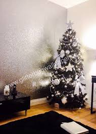 Silver Wallpaper Bedroom Silver Glitter Wallpaper Available At Wwwglitterbugwallpaperco