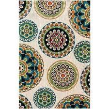 6 x 10 outdoor rug patio brights multi 6 ft 7 in x 9 ft 6 6 x 10 outdoor rug