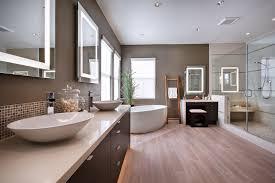 Japanese Bathrooms Design Japanese Bathroom Designs Flower On The Bathtub Brown Floor Tile