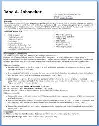 Ux Designer Resume Pdf Old Fashioned Resume Of Ui Ux Designer