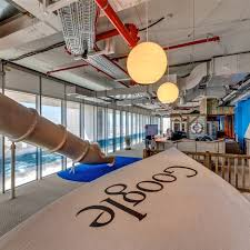 funky office interiors. Simple Funky Google Tel Aviv Office And Funky Office Interiors L