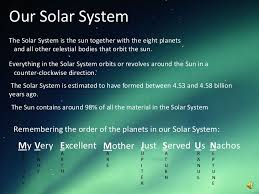 solar system ppt mostly nickel and iron 13 our solar system