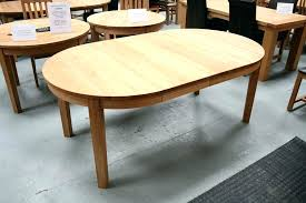 extending oak dining table and chairs oval pleasant round to di