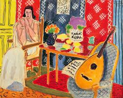 Henri Matisse - Goldfish - 1911 - fauvism - Pushkin Museum of Fine ...