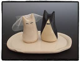 Inspiration Ideas Cat Wedding Cake Toppers With Cat Wedding Cake