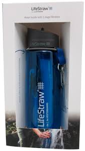 portable water filter bottle. LifeStraw® Go Portable Water Filter Bottles Bottle F