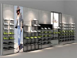 Footwear Display Stands Shoe Display Shelves on sales Quality Shoe Display Shelves supplier 49