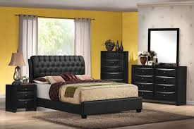 Furniture Black Platform Bedroom Sets Newmediahub