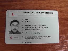 Driving Licence Fake Uk How A Make To