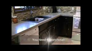 Kitchen Cabinet Espresso Color How To Gel Stain Kitchen Cabinets Youtube