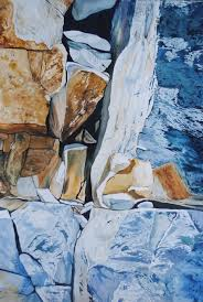 in this series of four classes he will teach you everything you need to know to make your own powerful rock paintings