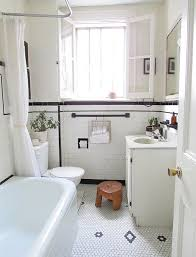 white bathrooms. Interesting White View In Gallery White Dominates The Color Scheme This Small Bathroom In Bathrooms